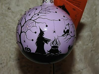 Patricia Breen Halloween Bequiling Orb Trick Or Treat