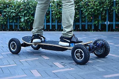 Mountainboard Skateboard Electrique 3300W LG Batterie Lithium