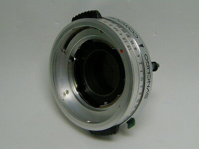Vintage Syncro Compur Shutter  Working
