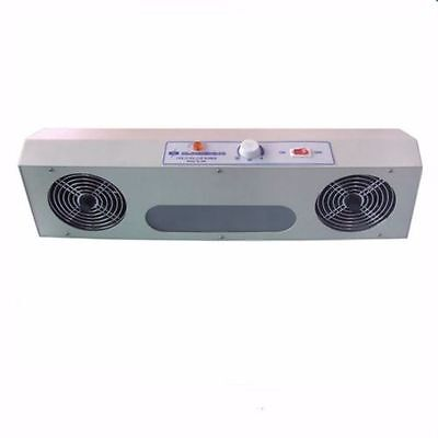 Overhead Ionizer air blower industrial Two fans antistatic Cleanroom