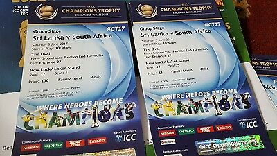 icc champion trophy cricket tickets
