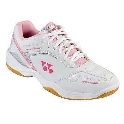 Yonex SHB-33LX Women's Indoor Trainers Pink/Silver