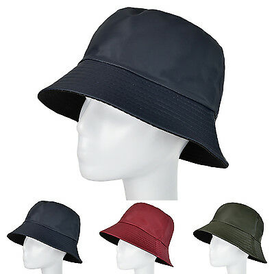 Summer Mens Bucket Hat Outdoor Hunting Fishing Cap Waterproof Breathable Hat  12 6e7c4d9ce15