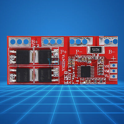Li-ion Lithium Battery Charger Protection Board Controller 15A 14.4V/14.8V/16.8V