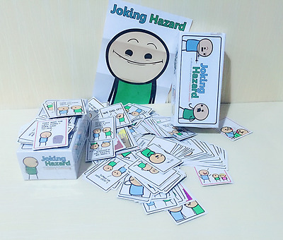 HOT Joking Hazard Card Game Board Game Gift Or party Only For Adult