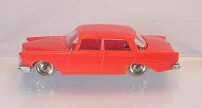 Lego 1/87 Mercedes Benz 220 S rot ex Shop Stock #498
