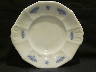 Adderley China Chelsea Smooth Embossed Cake Plate