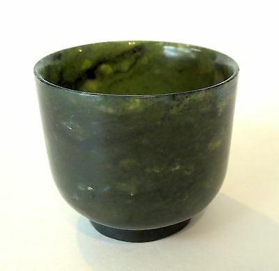 JADE Antique TEA Cup CHINESE