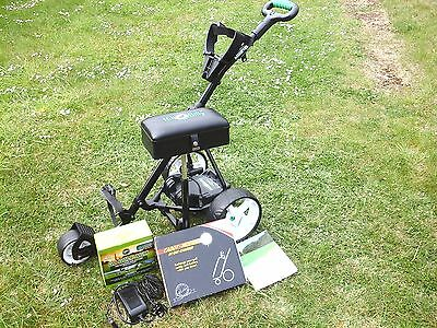 Quality Hillbilly Terrain Electric Golf Cart With Brand New Battery And Charger