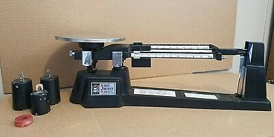 Estate My Weigh 3 Beam Balance Mb-2610 Gram Capacity + 2.5 Kg Total Xtra Weights