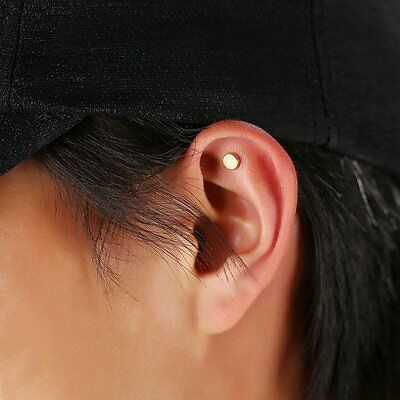 Magnet Auricular Quit Smoking Acupressure Patch No Cigarettes Health Therapy UK