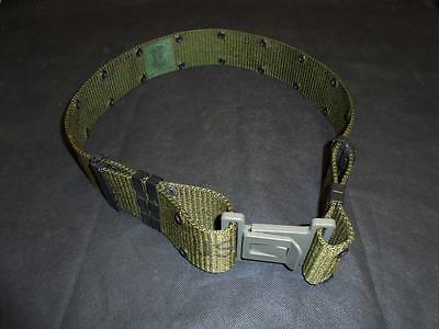 Genuine issue US Army Military Alice Webbing Belt Size Medium up 38""