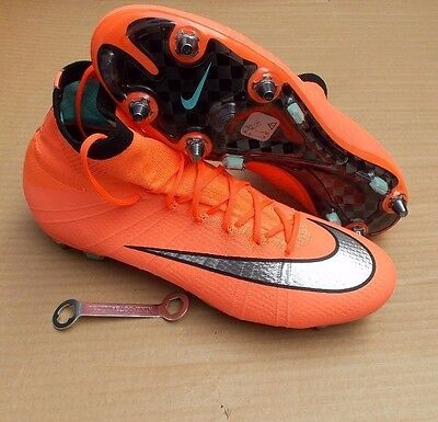 NIKE MERCURIAL SUPERFLY IV SG FOOTBALL BOOTS>BRAND NEW>GENUINE>£240+>10.5uk>PRO