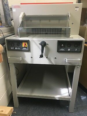 Guillotine Ideal 4850