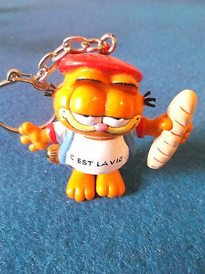 Garfield Keyring - French Stick