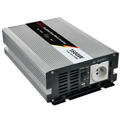 Convertisseur 24V/220V 1500W/3000W Power inverter