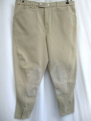 Vtg 70's..men's..regency 4..horse..riding..pants / Breeches..new Old Stock..38