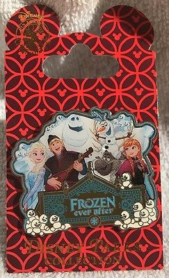 WDW - Frozen Ever After Disney Pin