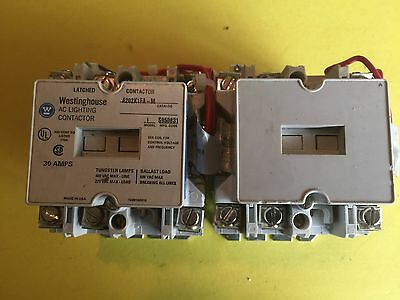 Westinghouse Lighting Contactor A202K1FA M Latched