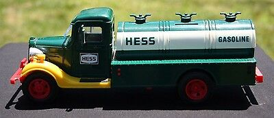 1985 Hess Gasoline Toy Truck Bank