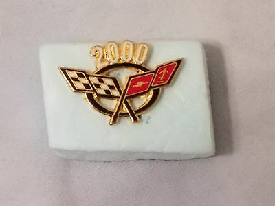CHEVROLET C5 , C - 5 , C-5 CORVETTE 2000 - hat pin , tie tac , lapel pin
