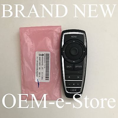 2016 BMW X5 F15 Rear Seat DVD Entertainment System Remote Control Brand New