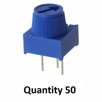 50pcs Pot Potentiometer 10K Ohm 3386P (90% off Retail Price!)