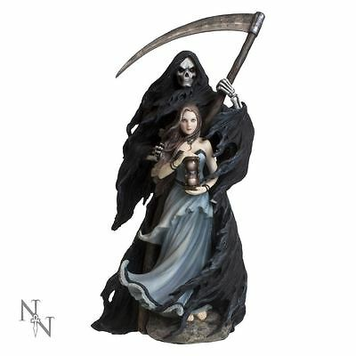 Nemesis Now - Summon the Reaper Figurine by Anne Stokes - 30cm