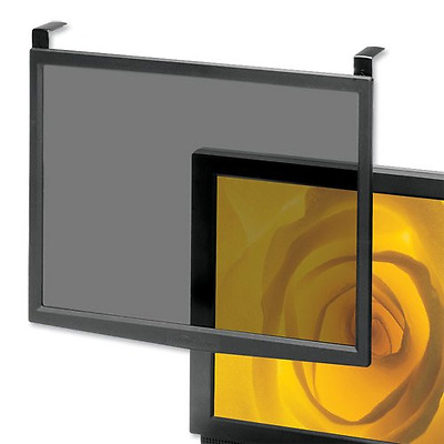 Compucessory Screen Filter Glass Anti-glare-radiation-static CRT LCD 19in Black