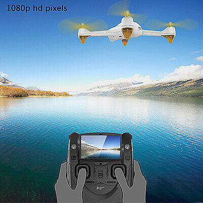 Hubsan H501S X4 FPV Drone with 1080P HD Camera RC Quadcopter one key Return