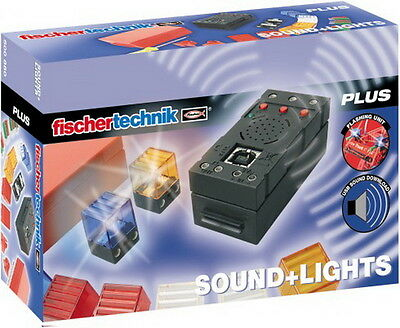 Sounds + Lights für Technik