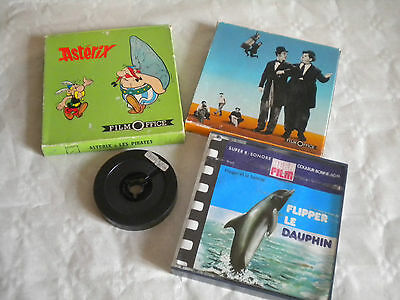 Vintage super 8 Films collection movies 1950/60s