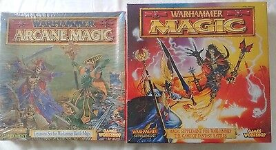 NEW! Warhammer Fantasy Battles (WFB) Magic & Arcane Magic bundle