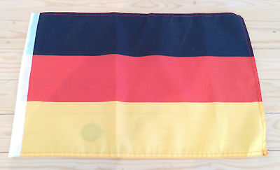 "GERMANY FLAG - 45cm x 30cm - 18"" x 12""  - German flag"