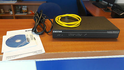 Modem adsl PATTON Smart Node 4960 Series T1/E1 PRI VoIP Router