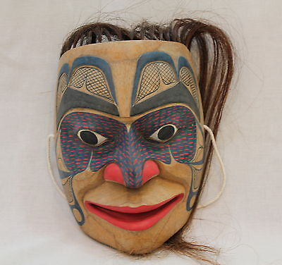 Northwest And Alaskan Indian Style Mask #26340-8