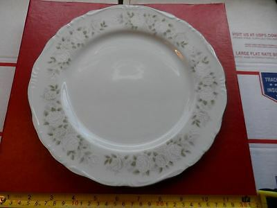 Dinner Plate - Sheffield Fine China Japan Classic 501 Roses used