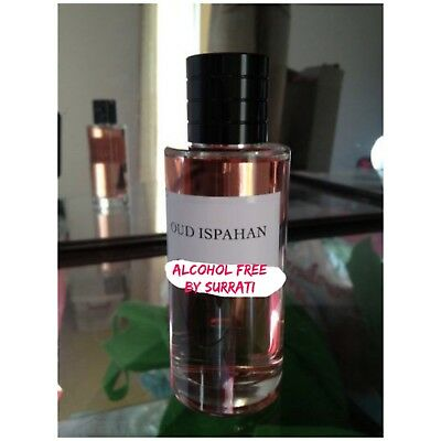 Oud Ispahan Perfume Oil Alcohol Free - Unisex - Please Read Description, Offer!