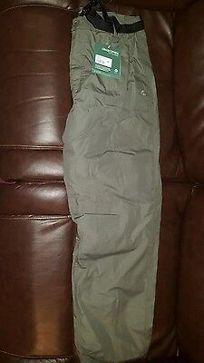 Craghoppers pants size 34 brand new bear grylls