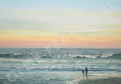 Ollie Fearn SIGNED Fine Art Print LIMITED EDITION Oil Paint