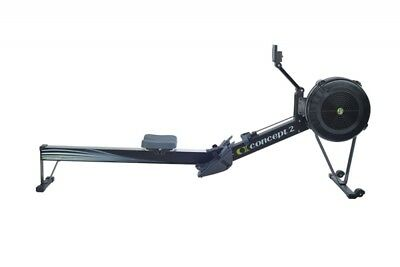Concept2 Model D Indoor Rowing Machine with PM5, Black
