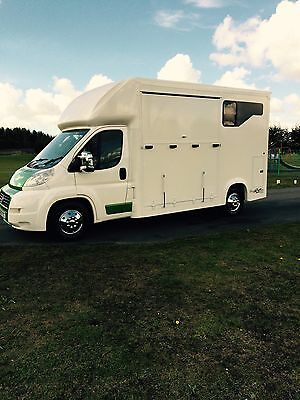 horsebox 3.5Ton Hoof Sport Duo Coachbuilt Lightweight Panels This Is Build Only