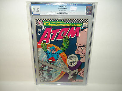 The Atom #24 (Apr-May 1966,DC)  CGC  7.5  Check my other items-Lots of key books