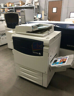 Xerox 700i Digital Color Press Production Printer Copy Scan Fiery 200K 700