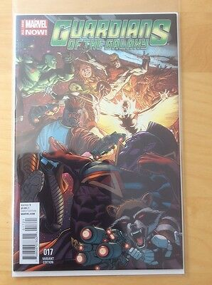 Guardians Of The Galaxy 17, Nm+ 9.6, 1St Print, Sean Chen Variant Rocket Raccoon