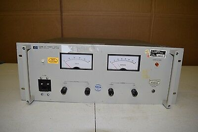 HP 6268B 0-40V 0-30A Constant Voltage/Current Regulated DC Power Supply 4U<br>