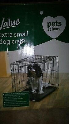Pets At Home X Small Dog Crate