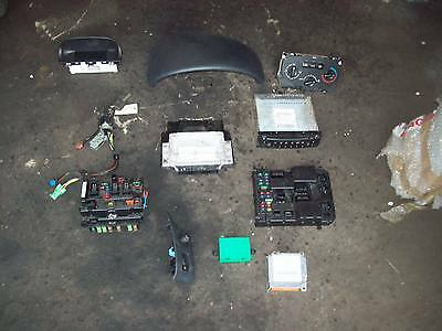 Peugeot 307 1.4 16V Ecu Kit Kfu