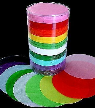 Tower of 4600 Tissue Paper - 10cm Circles | Gift Wrap Supplies