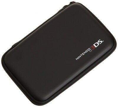 Carrying Case for Nintendo 3DS XL, 3DS XL Black Officially Licensed by Nintendo